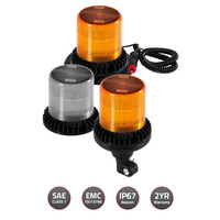 Britax BF605-00 Amber LED Strobe Pole Mount