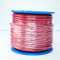 6mm Single Core Cable Red